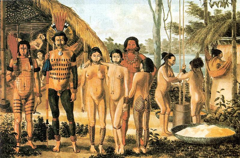 Голых индейцев фото 39736 фотография